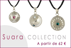 bolas de grossesse argent swarovski