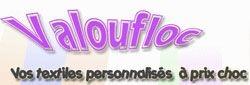 Valoufloc - Cadeaux personnalisés